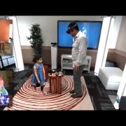 Голопортация виртуальная 3D телепортация в реальном времени